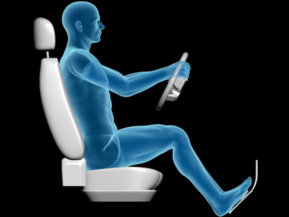 Avoid Back Pain During Driving Position