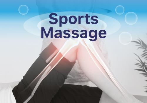 Sports Massage threepeats