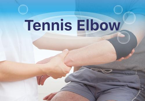 Tennis Elbow treatment