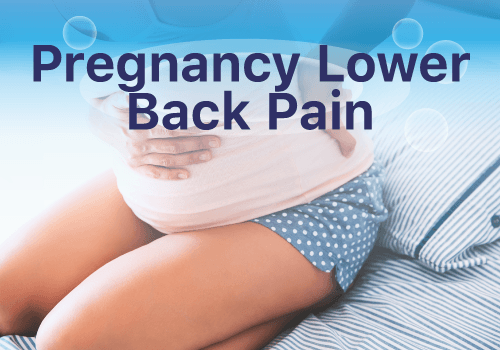 Pregnancy Lower Back Pain Therapist